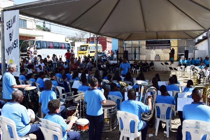 Campos Altos participou no mês de agosto da 6ª Jornada do Patrimônio Cultural de Minas Gerais 2017