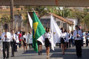 """73º Aniversário de Campos Altos """"Desfile Cívico e Militar"""""""