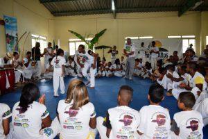 Semana da Consciência Negra  Dia Municipal da Capoeira