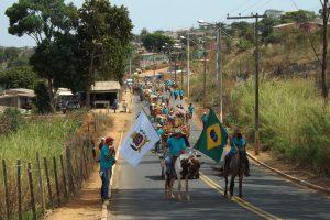 """7ª Festa do Encontro de Carreiros """"Desfile de carros de boi"""""""
