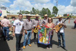 Campos Altos realiza 36º Encontro de Folias de Santos Reis e Roda de Viola no Santuário de Nossa Senhora Aparecida