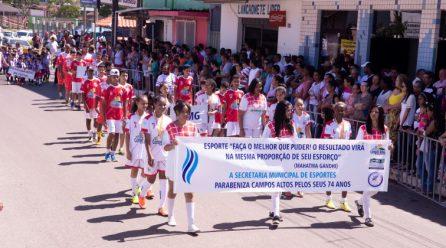 PREFEITURA MUNICIPAL DE CAMPOS ALTOS, ATRAVÉS DA SECRETARIA MUNICIPAL DE CULTURA, REALIZA RESTAURO E REVITALIZAÇÃO DA CAPELINHA DE PEDRA SITUADA NO SANTUÁRIO DE NOSSA SENHORA DA CONCEIÇÃO APARECIDA