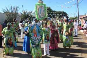 Fé, Cultura e Tradição  Realizada grande Festa em louvor a Nossa Senhora do Rosário e São Benedito em Campos Altos
