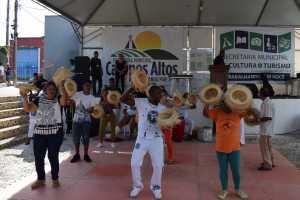 PREFEITURA MUNICIPAL REALIZA GRANDE FESTA PARA O TRABALHADOR (A) CAMPOS-ALTENSE NA PRAÇA BENEDITO VALADARES
