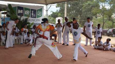 6º FESTIVAL DE CAPOEIRA DE CAMPOS ALTOS